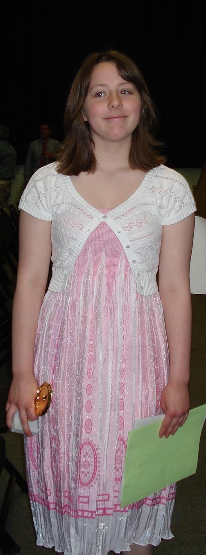 Light Princess at Graduation