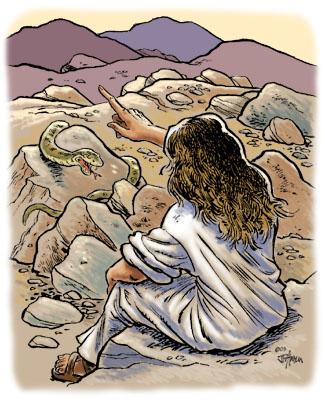JesusIsTempted