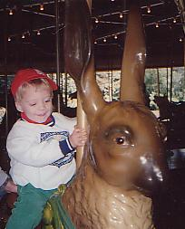 #1 Son on the Bunny